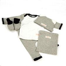 4 Piece Baby Set Australia Koala Outfit Hat Pants Shirt Booties Plus Pouch 000
