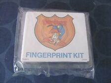 Disney Bonkers Fingerprint Kit SEALED