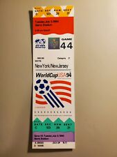 FIFA WORLD CUP 1994 TICKETS 6, 22, 44 TICKETS