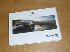 Porsche 911 991 FOLLETO 2012-2013 Carrera S Coupe Cabriolet PDK