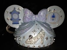 Disney Cinderella Mickey Ear Hat Ornament