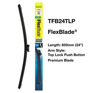 Tridon  FLEXBLADE WIPER BLADE ASSY TLP PUSH BTN 600MM 24IN   TFB24TLP  (1)