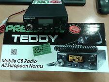 Emisora PRESIDENT TEDDY CB 27 mhz con ASC - 40 AM/FM