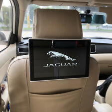 Car Auto TV Headrest Monitor Android Rear Seat Entertainment Systems For Jaguar