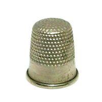 Nickel silver thimble