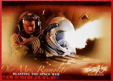 Joss Whedon's FIREFLY - Card #30 - Blasting The Space Web - Inkworks 2006