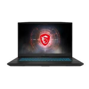 MSI Crosshair 17 17.3  144Hz Gaming Laptop Intel Core i7-11800H 16GB RAM 512GB S