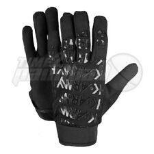 Hk Army Hstl Line Paintball Full Finger Gloves - Black - Large