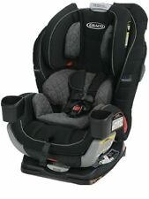 Graco Extend2Fit 3 in 1 Car Seat Ion Ride Rear Facing Longer with Extend2fit
