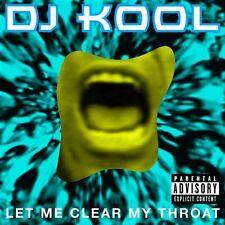 DJ Kool - Let Me Clear My Throat [New CD] Explicit