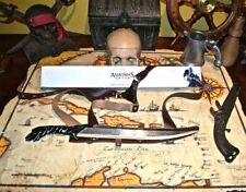 """Official Licensed 20.5"""" Assassin's Creed Altair Dagger w/ Leather Sheath & BELT"""