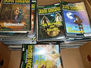 100 John Sinclair 1. Auflage (IX)