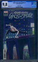 Spider-Gwen Ghost Spider 1 (Marvel) CGC 9.8 White Pages Animation Variant