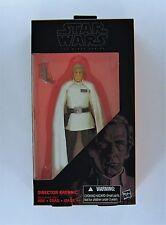 Hasbro Star Wars 15.2cm SERIE NEGRA Director krennic FIGURA