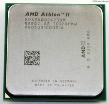 PROCESSORE AMD ATHLON II 260 X2, 3200 MHz  SOCKET AM2+AM3 POTENTE