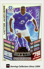 2012-13 Match Attax Man Of Match Foil Card #412 Victor Anichebe (Everton)