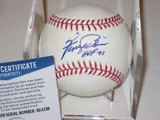 FERGIE JENKINS (Cubs) Signed Official MLB Baseball w/ Beckett COA & HOF Inscrip