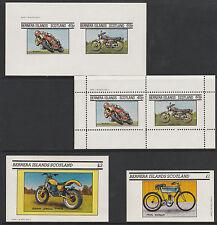 GB Locals - Bernera (204) 1982 MOTO COMPLET unité non montés excellent état