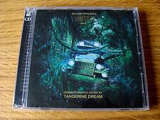 CD Double: Tangerine Dream : Sorcerer 2014 : Sealed