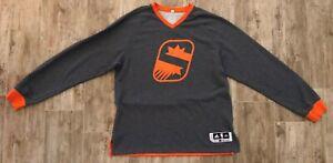 Adidas NBA Authentics Suns Team Issued Al Williams #15 Shooting Sweatshirt-2XL+2