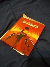 Incredibles: 4k, Blu-ray (Steelbook)