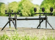 Leeda 3 IN 1 Rod Pod Plus Carry Case Carp Fishing