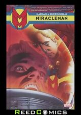 MIRACLEMAN BY GAIMAN AND BUCKINGHAM HARDCOVER Hardback Collects 6 Part Series