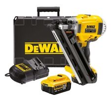 DeWalt BRUSHLESS TWO SPEED FRAMING NAILER KIT Dcn692m2-xe 18V +2x4.0Ah Batteries