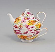 Porcelain Tea Set Tea for one Set Summer meadow Jameson&Tailor 9952342