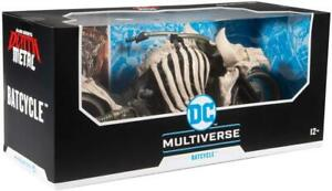 McFarlane Toys - DC Multiverse Dark Nights: Death Metal Batcycle (Bonecycle)