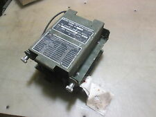 Used Radiac Mount w/Power Conditioner, MT-6123/VDR, Fair Cond.