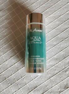 M.Asam AQUA INTENSE® Hyaluron Gesichtswasser (200 ml) Verschweißt/Neu !!!