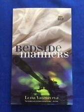 BEDSIDE MANNERS - FIRST BRITISH EDITION SIGNED BY LUISA VALENZUELA