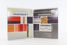 musterbuch 1 Overlock 2. Y musterbuch 2 Coverlock 2. Auflage ART. nr. mb1u2