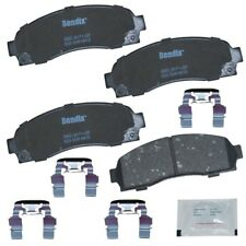 "CERAMIC Brake Pads AND Shoes 2 Sets Fits Mazda B Series Ford Ranger 10/"" F /& R"