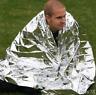 Outdoor Survival Emergency Mylar Waterproof Sleeping Bag Foil Thermal Blank