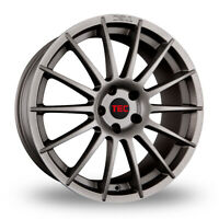 4xTEC AS2 Alufelgen 17 Zoll 5x100 7,5 x17 ET 38 passend VW POLO 6R ,Audi A1,Seat