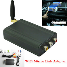 Universal Car Wifi Mirror Link Screen Android iOS Electric DLNA Airplay Adapter