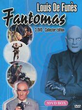 Louis De Funès : Fantomas - Collector Edition (3 DVD)