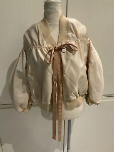 ZARA Studio  bomber jacket with full sleeve SIZE M BNWT RRP £119.00