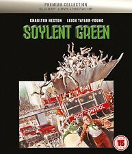 BLU-RAY   SOYLENT GREEN    PREMIUM EXCLUSIVE EDITION NEW SEALED UK STOCK