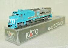 Kato N Scale DCC Ready BNSF 'Maersk' SDP40F Diesel #6976