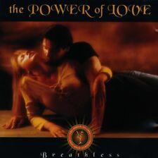 DCD the Power of Love Breathless (Alice Cooper, Starship, Santana, Gary Moore)