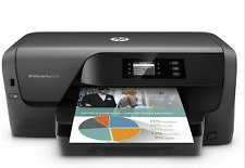 HP Officejet Pro 8210 A4 Wireless Colour Inkjet Printer - No Ink (UNTESTED)