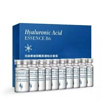 10X 5 ml. B6 Assence Hyaluronic Acid Skin Brighten Anti Wrinkles Dark Spots