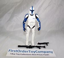 "Star Wars Black Series 6"" Inch Clone Trooper Lieutenant Loose Figure COMPLETE"
