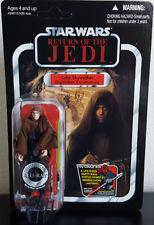 Star Wars Luke Skywalker (Lightsaber Construction) VC87 - 2010 Vintage UNPUNCHED