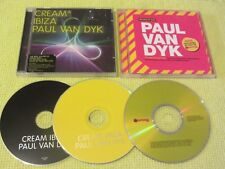 Paul Van Dyk Cream Ibiza & Mixmag Return Of God 2 CD Albums Dance Trance