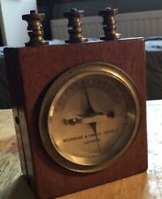 More details for antique scientific q & i meter, 1880s woodhouse & rawson of london