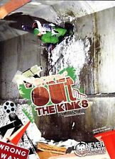 Working Out the Kinks Snowboard DVD Video Snowboarding Winter Sports